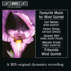 Favourite Music for Wind Quintet