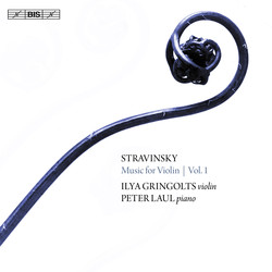 Stravinsky - Music for Violin, Vol.1