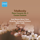 Tchaikovsky. P.I.: Piano Concerto No. 3 / Concert Fantasia (Mewton-Wood, W. Goehr) (1951)