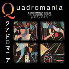 Quadromania: Beniamino Gigli (1918-1939)