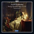 A. Mendelssohn: String Quartets Nos. 2-3