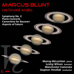Marcus Blunt: Orchestral Works