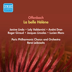 Offenbach, J.: Belle Helene (La) [Operetta] (J. Linda, Dran, Leibowitz) (1952)