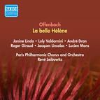 Offenbach, J.: Belle Helene (La) [Operetta] (J. Linda, Dran, Leibowitz) (1952)