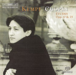 Chopin - Études Opp.10 & 25