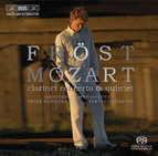 Mozart - Clarinet Concerto & Quintet