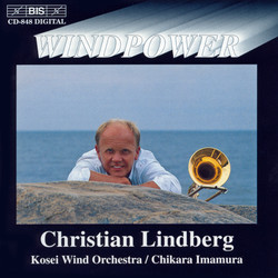 Windpower - Christian Lindberg and Kosei Wind Orchestra