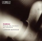 Rameau - Pièces de clavecin en concerts