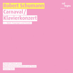 Schumann: Carnaval - Klavierkonzert