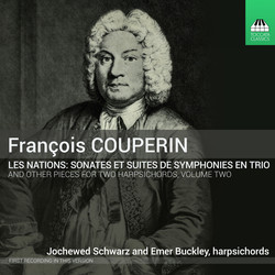 Couperin: Music for 2 Harpsichords, Vol. 2