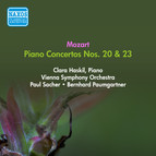 Mozart, W.A.: Piano Concertos Nos. 23 and 24 (Haskil, Vienna Symphony, Sacher, Paumgartner) (1955)