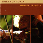 Viola con Forza: Henrik Frendin
