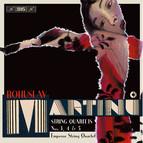 Martinu - String Quartets Nos. 3, 4 & 5