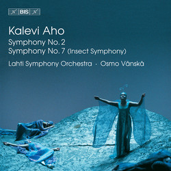 Aho - Symphonies Nos 2 & 7