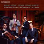 Mendelssohn - String Quartets Nos 2 & 3