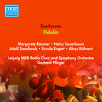 Beethoven, L. Van: Fidelio (Baumer, Sauerbaum, Hubner, Pfluger) (1950)