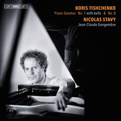 Tishchenko – Piano Sonatas Nos 7 and 8