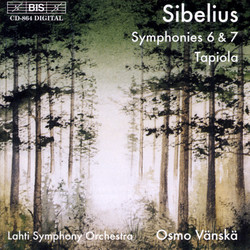 Sibelius - Symphonies 6 & 7