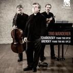 Tchaikovsky & Arensky: Piano Trios