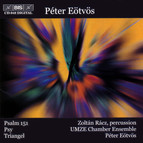 Pter Etvs - Music for percussion and chamber ensemble