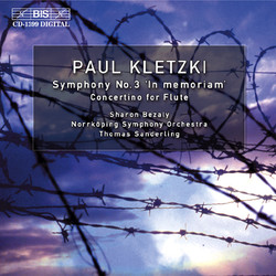 Paul Kletzki - Symphony No.3 In memoriam