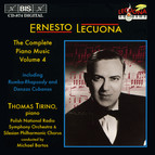 Lecuona - The Complete Piano Music, Vol. 4