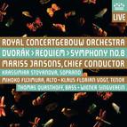 Dvořák: Requiem, Op. 89 & Symphony No. 8, Op. 88 (Live)