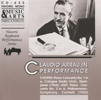 Claudio Arrau in Performance