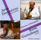 Domnérus, Arne: Sketches of Standards