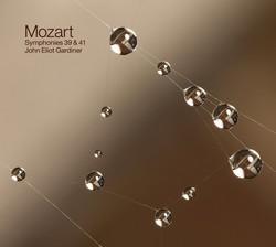 Mozart: Symphonies 39 & 41