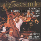 French Harpsichord Music of the XVII Century