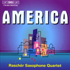 America - Music for Saxophone Quartet