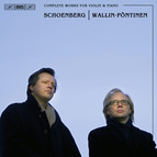 Schoenberg - Complete Works for Violin & Piano