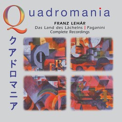 Quadromania: Franz Lehar 1930-1942)