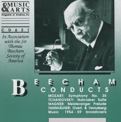 Beecham Conducts