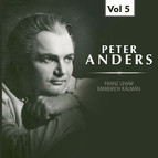 Peter Anders, Vol. 5 (1934-1954)