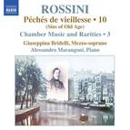 Rossini: Piano Music, Vol. 10
