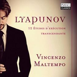 Lyapunov: 12 Étude d'exécution transcendante, Op. 11