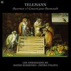 Telemann: Ouverture-suite & Concerti pour Darmstadt