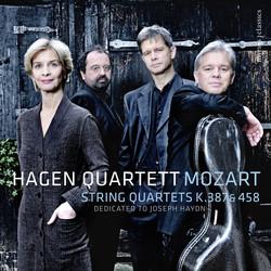 Mozart: String Quartets, K. 387 & 458