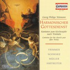 Telemann, G.P.: Cantatas for the Church Year After Trinity (Harmonischer Gottesdienst)