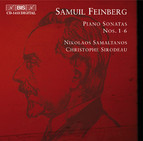 Feinberg - Piano Sonatas, Nos.1-6