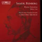 Feinberg - Piano Sonatas, Nos.1-6