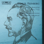 Feinberg - Piano Sonatas Nos. 7-12