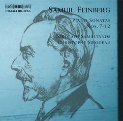 Feinberg - Piano Sonatas Nos. 7-12