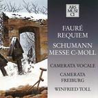 Faure: Requiem - Schumann: Missa sacra
