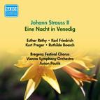 Strauss II, J.: Nacht in Venedig (Eine) (Vienna State Opera Soloists, Paulik) (1951)
