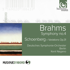 Brahms: Symphonie No. 4 & Schoenberg: Variations, Op. 31