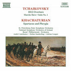 Tchaikovsky, P.I.: 1812 Overture / Khachaturian, A.I.: Spartacus