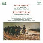 Tchaikovsky, P.I.: 1812 Overture / Khachaturian, A.I.: Spartacus